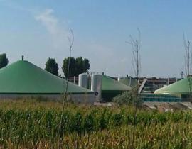 L'ottimo rendimento di un impianto con additivi biogas Cima